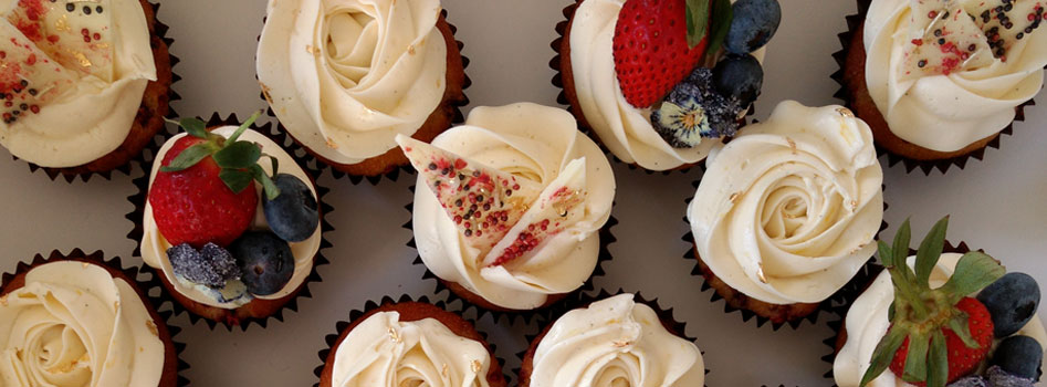 The Copper Whisk's cupcakes